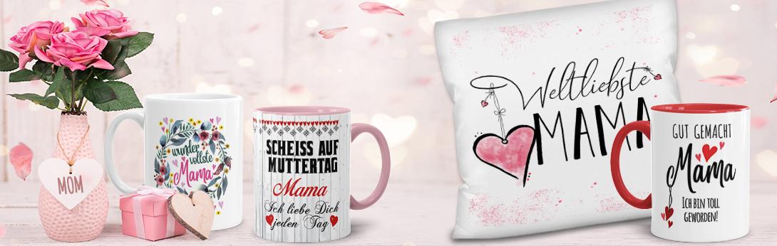 Muttertag-Banner Kategorieseite