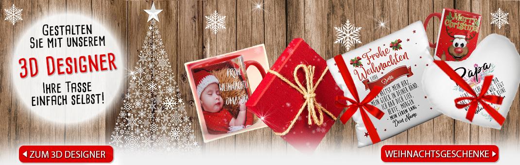 Weihnachtsbanner 2019