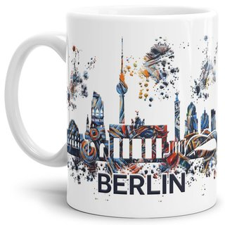 Tasse Berlin Skyline