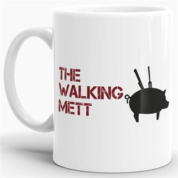 Tasse The Walking Mett