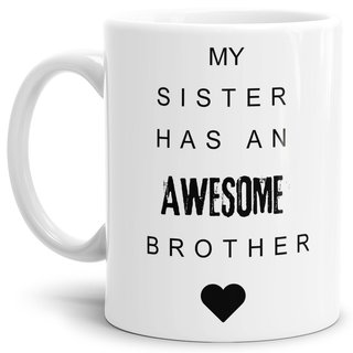 Tasse Awesome Brother
