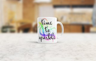 Tasse Time to Sparkle