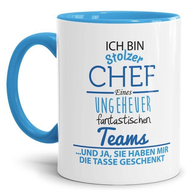 Sprüche Chef