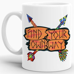 Tasse Find Your Own Way
