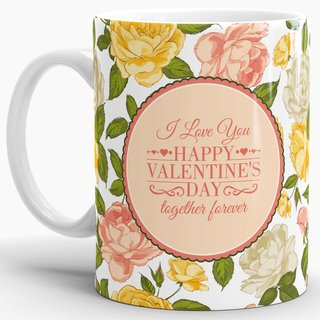 Tasse Happy Valentines Day