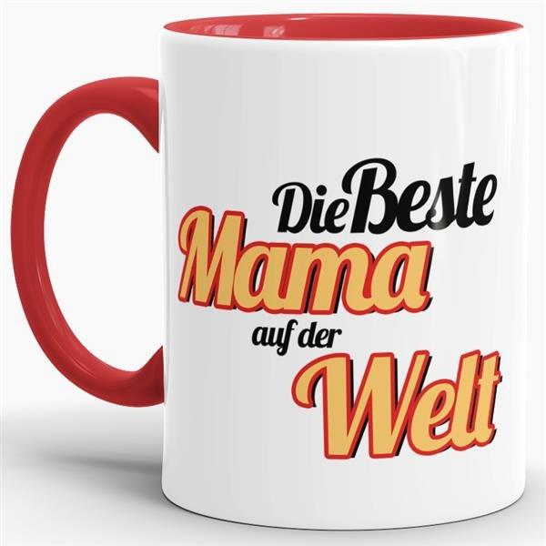 Tasse Die Beste Mama der Welt, 8,95