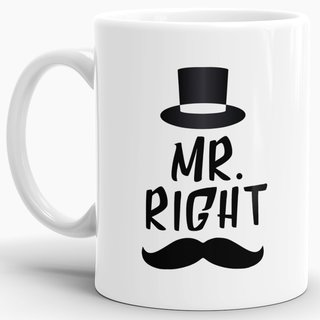 Tasse Mr. Right
