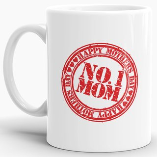 Tasse No 1 Mom